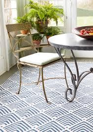 Kilim Indoor Outdoor Rug Cleo Navy Indoor Outdoor Rug Graphic Patterns Woven Rug And