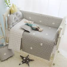 little prince baby boy bedding crib set infant protector bedding