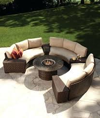 Outdoor Dining Room Ideas Round Outdoor Seating U2013 Creativealternatives Co