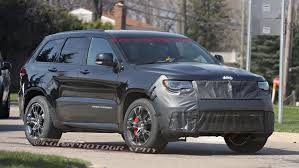 2018 jeep grand cherokee trackhawk price jeep grand cherokee trackhawk spy shots photo gallery autoblog