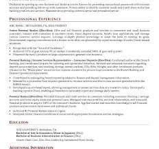 winsome ideas banking resume examples 12 17 best images about