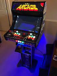 Bar Top Arcade Cabinet Bartop Arcade Stand