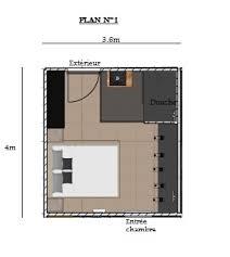plan chambre avis plan chambre parentale avec salle de bain