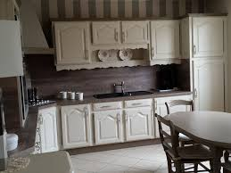 harmonie cuisine cuisine bois massif harmonie des couleurs