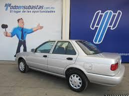 2014 auto nissan tsuru gsii a a modelo 2014 subasta 269 roja 97
