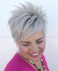 black women short grey hair short hairstyles over 50 spiky grey hairstyle trendy