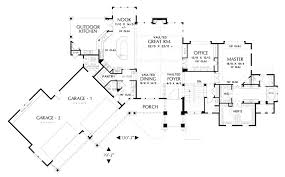 featured house plan pbh 5555 professional builder house plans