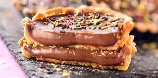 jeux de cuisine tarte au chocolat tarte au chocolat pâte brisée facile et pas cher recette sur