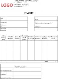 Insurance Invoice Template insurance invoice template luxerealty co