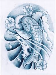 best tatto design japanese koi fish tattoo designs