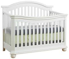 Cribs 4 In 1 Convertible Set Sorelle Vista Elite 4 In 1 Convertible Crib In White Nursery