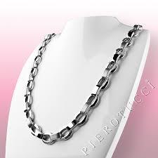 white necklace men images 56 mens white gold chains uk 18k yellow gold filled 10mm men 039 jpg