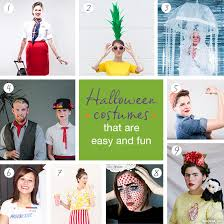 easy costumes for adults