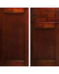 Two Door Cabinets Savings On Shaker Kitchen Pantry Cabinets Cherry 18x24x84 Two Door