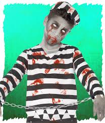 Convict Halloween Costumes Kids U0027 Halloween Costumes 10 Party Delights Blog