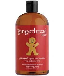 philosophy bath and shower gel philosophy the gingerbread ale foaming bath and