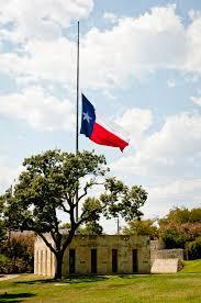 Alamo Flag Texas History