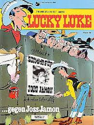 lucky luke contre joss jamon