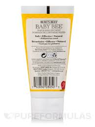 Burt S Bees Baby Wash by Bee Diaper Rash Ointment Maximum Strength 3 Oz 85 Grams