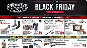 black friday grill sales sportsman u0027s warehouse black friday deals 2016 full ad scan the