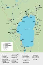 Rubicon Trail Map Maps Go Tahoe North