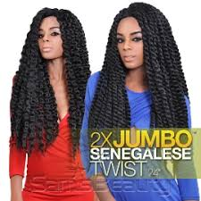 senegalese pre twisted hair authentic synthetic hair crochet braids 2x jumbo senegalese twist