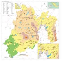 Mexico Maps Edo Mexico Tourist Map U2022 Mapsof Net