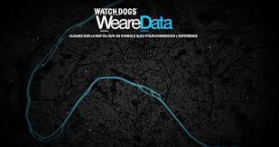 La Suisse Un Developpement Impressionant We Are Data L Impressionnant Site Promo Du Jeu Vidéo Dogs