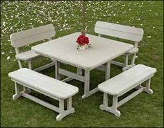 Poly Picnic Tables by Amish Poly Octagon Picnic Table Picnic Tables Picnics And