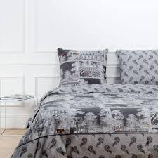 bedding set bellecour grey madura