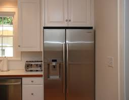 18 inch deep wall cabinets over fridge cabinet lowes above