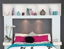bookshelf headboards 5 diy storage smart headboards shelterness