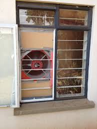 pleasing window exhaust fan with thermostat for air vent