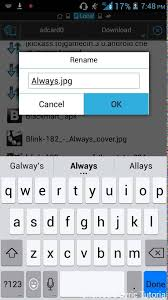 how to add to a on android how to add lyrics to a song on android