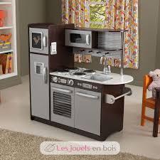 cuisine bois kidkraft kidkraft uptown espresso kitchen 53260 roselawnlutheran