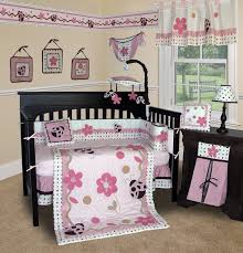 Hayley Nursery Bedding Set by Baby Ladybug Decor Baby Nursery Loversiq