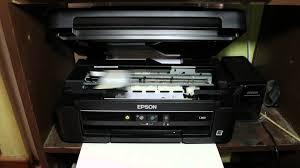 epson l360 printing speed youtube
