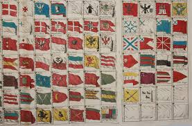 Nautical Flags Test Europe What Is The Flag In This 17th Century Painting History