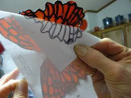 how to make a gelatin and royal icing butterfly tutorial on cake