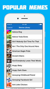 meme producer free meme maker generator on the app store