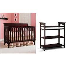 Convertible Crib Changing Table Graco Convertible Crib Special Savings On Coordinating