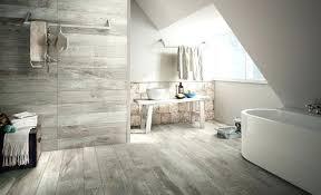 wood tile bathroom floor porcelain wood tile bathroom porcelain