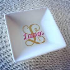 Monogramed Rings Best 25 Monogram Ring Dish Ideas On Pinterest Monogram Rings