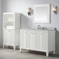 bathroom vanity with side cabinet bathroom vanity with side cabinet luxury these bath vanities deliver