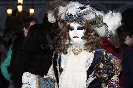 venetian masquerade costumes carnival of venice venetian masquerade editorial stock photo