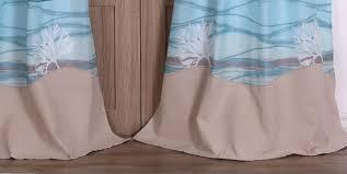 coastal beach nautical ocean blue cotton quilt set luxury linens