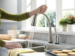 kohler touch kitchen faucet kohler touchless kitchen faucet kitchen faucet installation