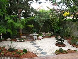 Backyard Easy Landscaping Ideas by Simple Low Maintenance Landscaping Ideas For Mini Yard U2013 Easy
