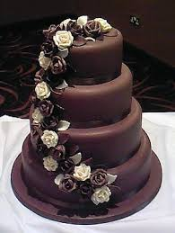 chocolate wedding cakes chocolate wedding cake search just gorgeous wedding