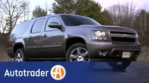 nissan armada for sale autotrader 2013 chevrolet suburban suv new car review autotrader youtube
